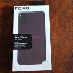 Incipio Octane iPhone X Case